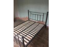 Leamington King Size Bed Frame