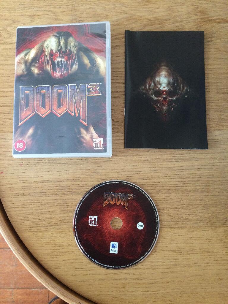 Doom 3 for Mac | in Tooting Broadway, London | Gumtree