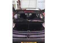 Peugeot 107 black. 12 months mot. Cheap tax