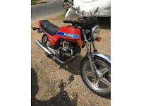 Honda Cb250n superdream and spare bike