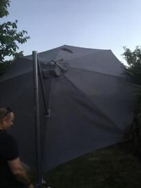 XL garden umbrella SOLD