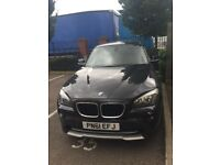 Excellent condition BMW X1 cream Leather