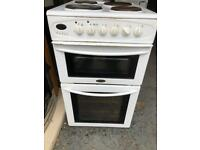 Fantastic white belling oven cooker