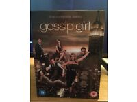 The complete series of Gossip Girl