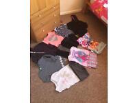 Girls winter bundle aged 7-8