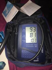Microlife BP 3BT0-A Blood Pressure Monitor with case