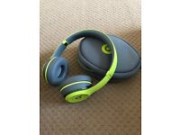 Beats solo2 wireless - excellent condition