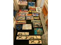 Lots of vintage toys - games - airfix and Hornby and Meccano - open to offers