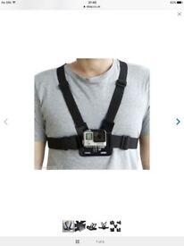 GoPro camera harness
