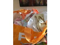 Free: selection of washable nappies