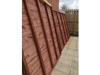 Ex display shed 8x6ft