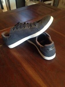 Lacoste Platinum dark blue