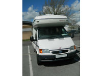 Transit Autosleeper Amythest, fantastic condition - rare, sought after, motorhome