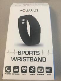 Aquarius sport wrist band