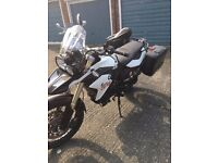 bmw f800gs/swap big cruiser cash either way