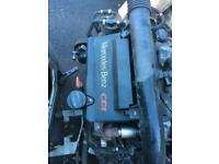 Mercedes vito W 638 engine & gearbox