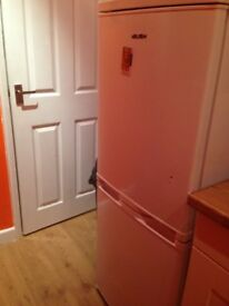 Used bush fridge freezer , fridge doesn't work sometime,but freezer full working order