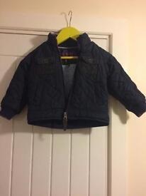 Ted Baker coat - 12-18 months