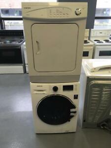 106- NEUF - NEW  Laveuse SECHEUSE Frontales MINI Washer Dryer NEUF - NEW