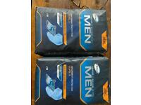 Tena for men pads free