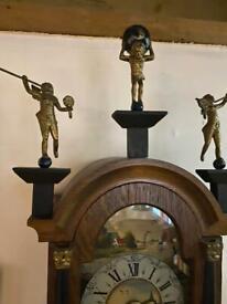Vintage Dutch clock