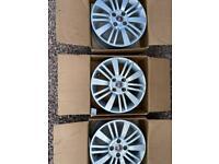 3x FIAT Punto Grande alloys
