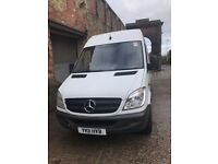 Mercedes-Benz Sprinter 2.1 CDI 310 4dr SWB