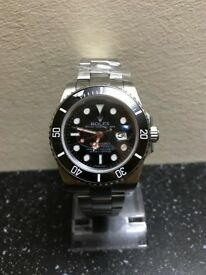 REDUCED Rolex Oyster Perpetual Submariner 116610 60% Off usual price FREE POSTAGE