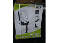 HAUCK VARIOGUARD CAR SEAT GROUP 0/I (0-18kg) WITH ISOFIX BASE (Black)