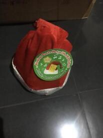 5x santa hats brand mew