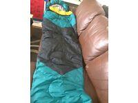 Adult sized ProAction sleeping bag