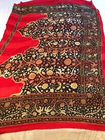 Pure Japanese silk Saree( buy two for less price)