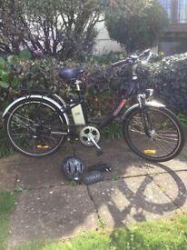 Unisex Axcess Hunter Electric Bike + Extras