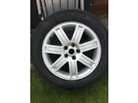 """Discovery 3 alloy wheel 19"""""""