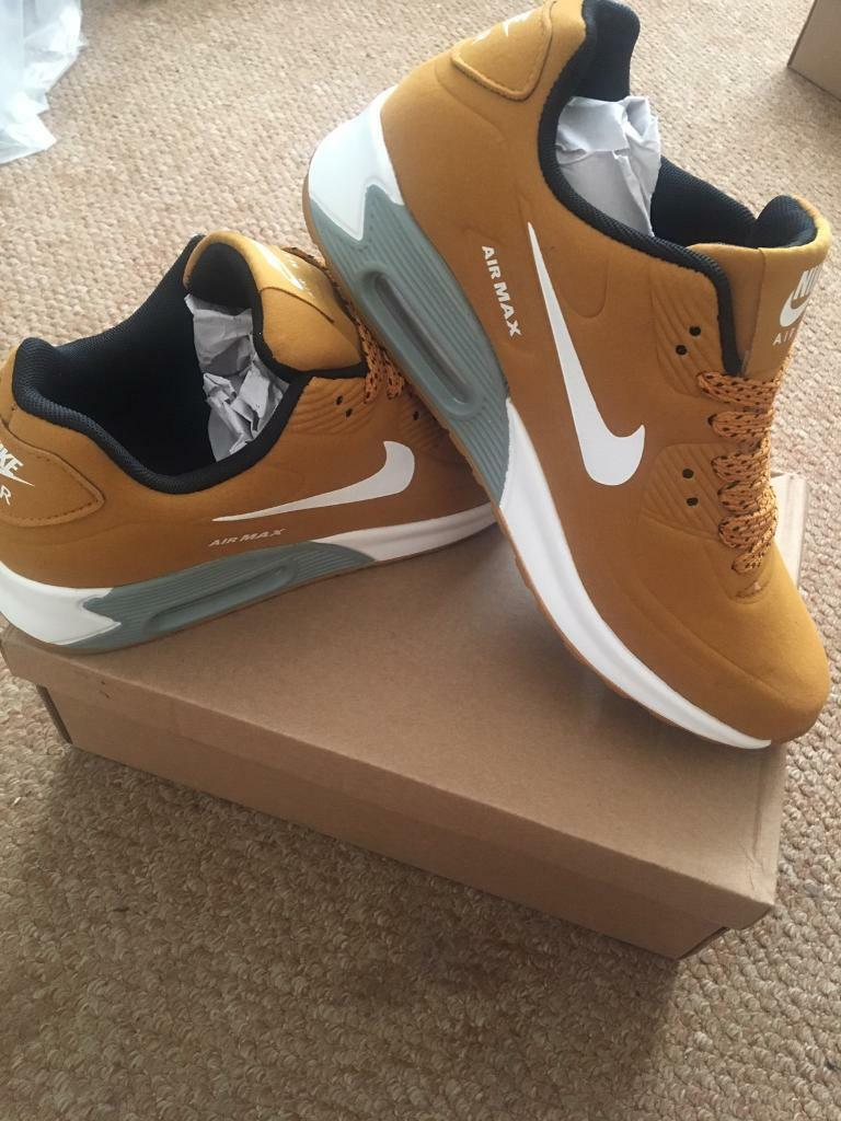 SIZE 6 7 8 BRAND NEW NIKE AIRMAX 90 AIR MAX BOXED TRAINERS (NOT) tn 110s 95 110 adidas 97   in Erdington, West Midlands   Gumtree