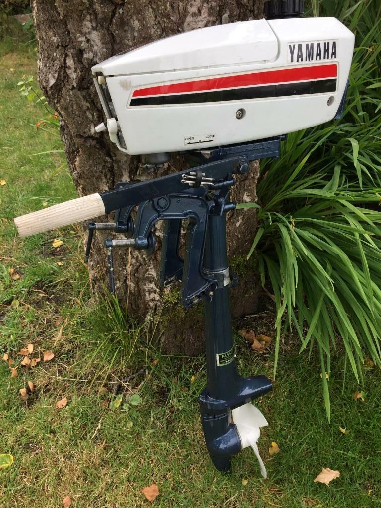 Yamaha 2 hp 2 stroke outboard motor for inflatable boat for 10 hp outboard jet motor