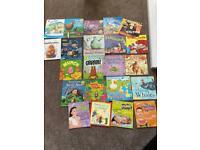 22 Children's books bundle