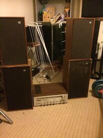 1978 vintage stereo