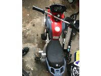 6v bmw rideon motorbike