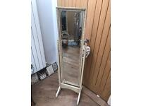 REDUCED Beautiful Freestanding Cheval Mirror