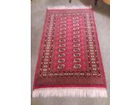 Decorative carpet rug - Reduced!