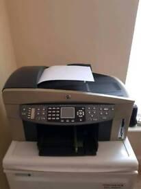 HP Printer, Scanner, Fax, Copy & Photo all in one machine.