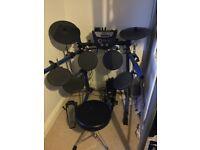 Professional Roland Electric Drum Kit