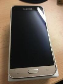 Samsung galaxy j3 2016 gold Unlocked new