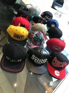 snapbacks  Price: $15 each