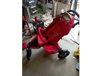 Phil and Teds Dash Pushchair with Double Kit and lots of Accessories and buggy Board Reduced price