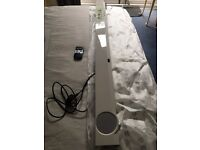 Yamaha Yas 152 Soundbar (White - Very Rare)
