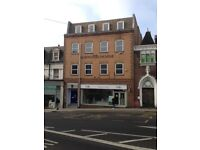 Half the price of Regus and twice as nice! 4- 10 person office available 2 mins from M&S