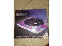 Ion lp vinyl player (brand new)