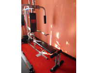 PRO Power lay flat home gym
